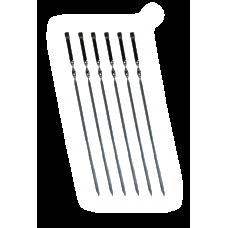 Набор шампуров (6 шт)