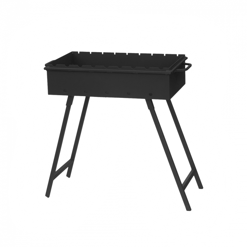 Мангал М60 (Сталь 3 мм)
