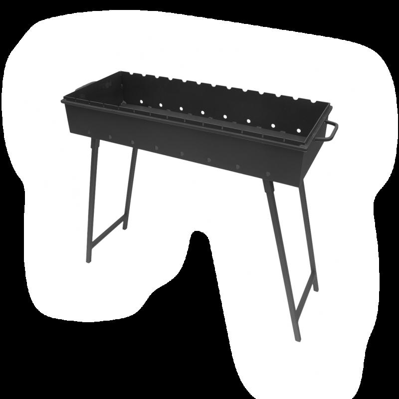 Мангал М90 (Сталь 3 мм)