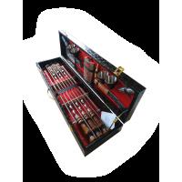 Подарочный набор для пикника в подарочном кейсе №1