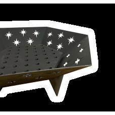 Чаша костровая «Звезды», Модель 006