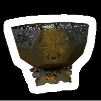 Чаша костровая «Волк», Модель 021